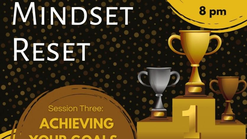 Mindset Reset | Webinar Series