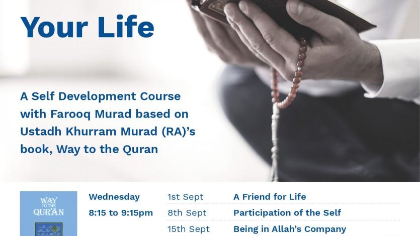 Let the Qur'an Transform Your Life